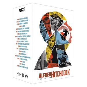 DVD FILM alfred hitchcock collection