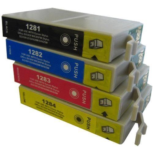 cartouche d encre epson stylus sx 430w prix pas cher cdiscount. Black Bedroom Furniture Sets. Home Design Ideas