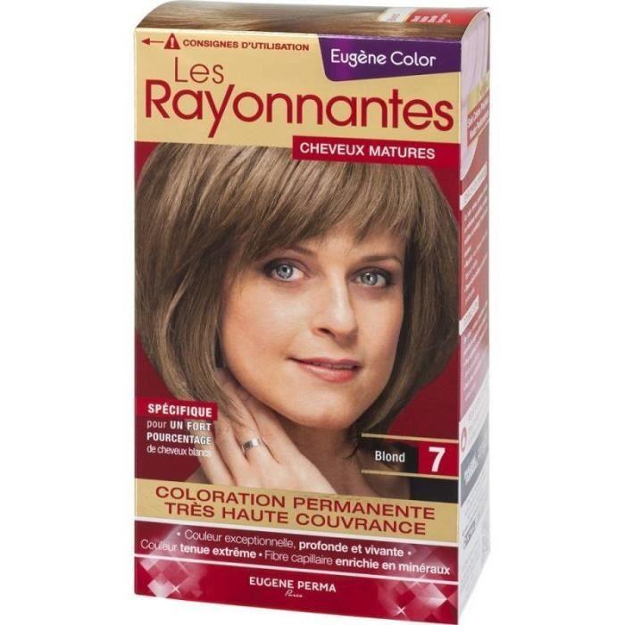 eugene color coloration les rayonnantes - Couleur Eugene Color