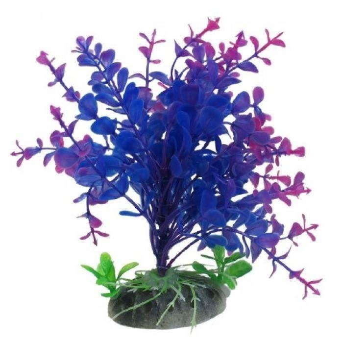 sourcingmap plante en plastique pour aquarium aquarium cm bleu violet achat vente d co. Black Bedroom Furniture Sets. Home Design Ideas
