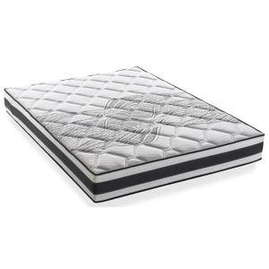 matelas 160x200 ressorts ensaches 7 zones achat vente matelas 160x200 ressorts ensaches 7. Black Bedroom Furniture Sets. Home Design Ideas