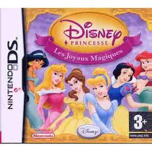 JEU DS - DSI Disney Princesse Les Joyaux Magiques Jeu DS