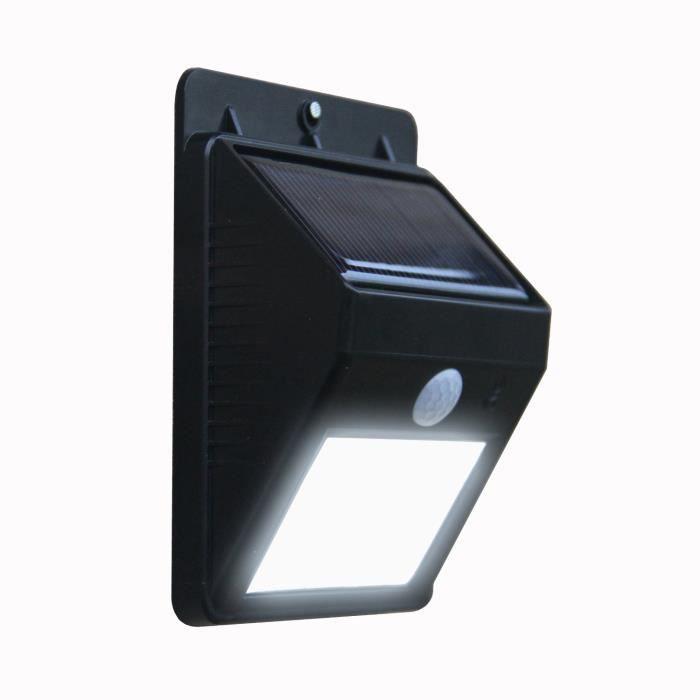 Lampe solaire led sans fil lampe de jardin mur achat for Lampe solaire pour portail