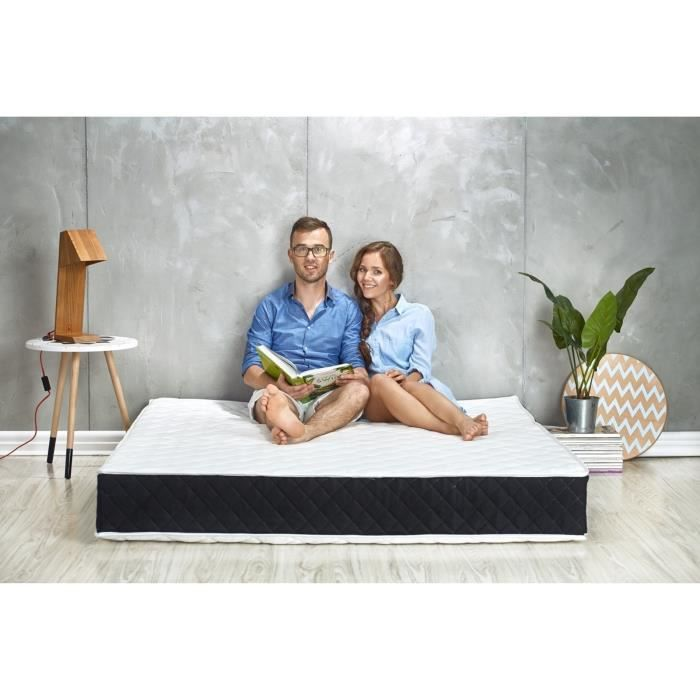 matelas freesia dream premium visco latex 80x200 achat vente matelas cd. Black Bedroom Furniture Sets. Home Design Ideas