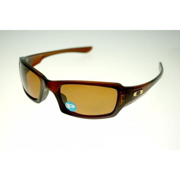 82787c04c8 Oakley Fives Squared Polarized Rootbeer