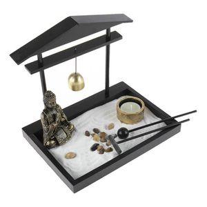 Jardin zen avec bouddha bougie achat vente jardin zen for Grand jardin zen