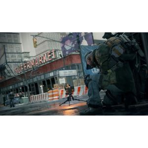 The Division Jeu PS4