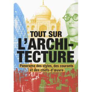 Tout sur l 39 architecture achat vente livre denna jones collectif flamm - Livre sur l architecture ...