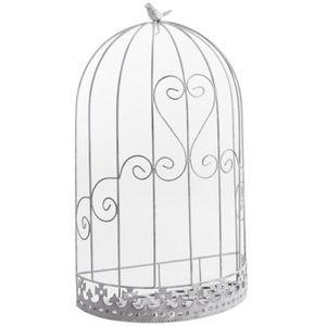 Decoration murale cage oiseaux achat vente decoration for Cage a oiseau deco