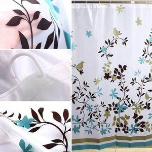 rideau de douche tissus achat vente rideau de douche tissus pas cher les soldes sur. Black Bedroom Furniture Sets. Home Design Ideas