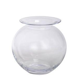 vase rond en verre achat vente vase rond en verre pas. Black Bedroom Furniture Sets. Home Design Ideas