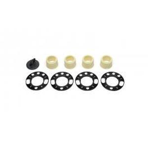 kit de fixation pour enjoliveurs de roues securises. Black Bedroom Furniture Sets. Home Design Ideas
