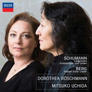 CD MUSIQUE CLASSIQUE Schumann and Berg by Robert Schumann (CD)