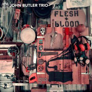 CD VARIÉTÉ INTERNAT Flesh & blood by John Butler Trio