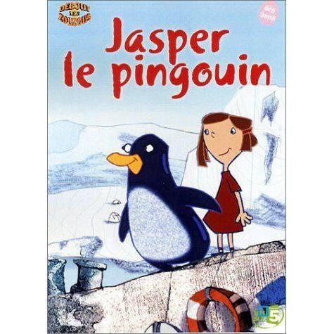 Dvd jasper le pingouin en dvd dessin anim pas cher cdiscount - Jasper le pingouin ...