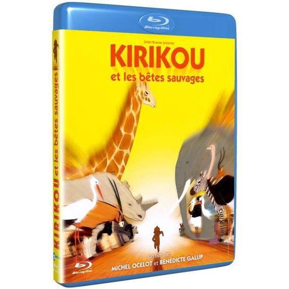 Kirikou et les bêtes sauvages [BluRay 720p] [FRENCH]
