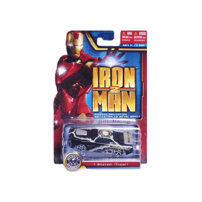 petite voiture iron man 2 whiplash slayer achat vente voiture camion cdiscount. Black Bedroom Furniture Sets. Home Design Ideas