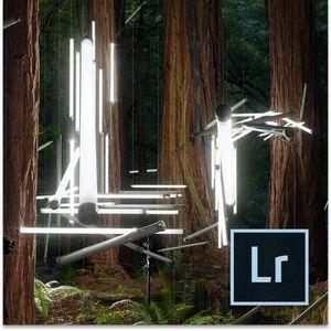 CRÉATION NUMÉRIQUE ADOBE PHOTOSHOP LIGHTROOM 6 [IMPORT ALLEMAND]