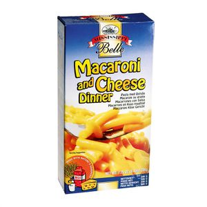 PÂTES ALIMENTAIRES Macaroni and cheese