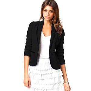 COSTUME - TAILLEUR Mode féminine Slim Thin Petit Costume Bureau La...
