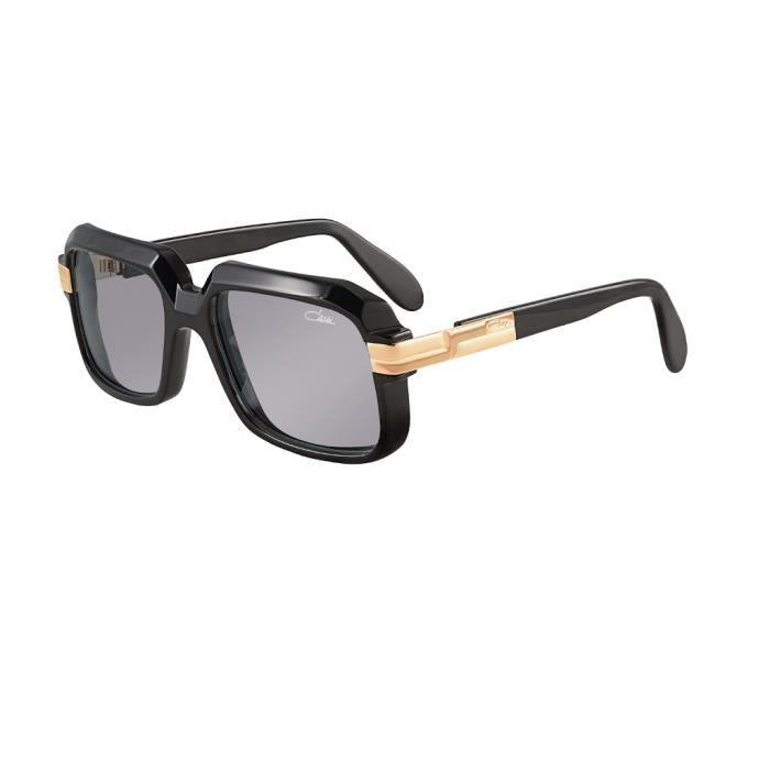 Cazal 607 noir noir achat vente lunettes de soleil - Pourquoi maitre gims porte des lunettes ...