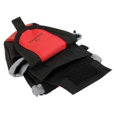 Roswheel double sacoche pour velo rouge prix pas cher for Porte bagage 60kg