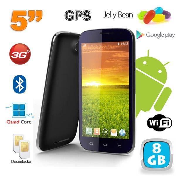 smartphone android 5 pouces t l phone tout oper achat smartphone pas cher avis et meilleur. Black Bedroom Furniture Sets. Home Design Ideas