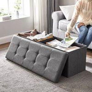 coffre capitonne blanc achat vente coffre capitonne blanc pas cher les soldes sur. Black Bedroom Furniture Sets. Home Design Ideas