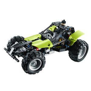 lego technic tracteur achat vente jeux et jouets pas chers. Black Bedroom Furniture Sets. Home Design Ideas