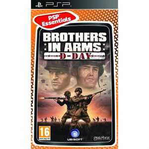 JEU PSP BROTHERS IN ARMS: D-DAY ESSENTIALS / Jeu PSP