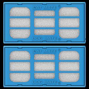 PET MATE Filtre pour fontaine animali?re 335 - Pour chat