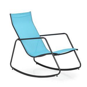 fauteuil de jardin a bascule achat vente fauteuil de jardin a bascule pas cher cdiscount. Black Bedroom Furniture Sets. Home Design Ideas