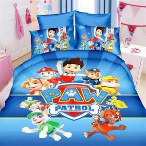 Parure de lit pat patrouille achat vente parure de lit pat patrouille pas cher cdiscount - Parure lit pat patrouille ...