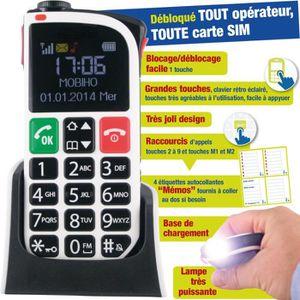 Téléphone portable CLASSIC ELEGANT, très beau design - Prise en main