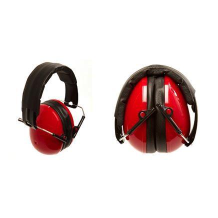 casque anti bruit enfant rouge banz achat vente. Black Bedroom Furniture Sets. Home Design Ideas