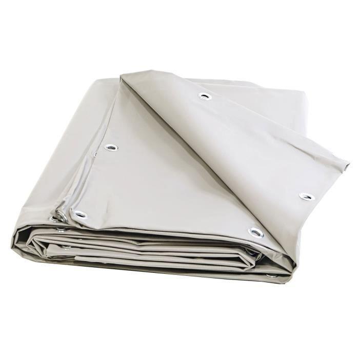 toile pour pergola pvc 680 g m 178 bache ignifug 233 e m2 2 x 3 m bache blanche pvc etancheite