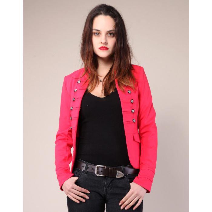 robes feminines veste officier rouge. Black Bedroom Furniture Sets. Home Design Ideas