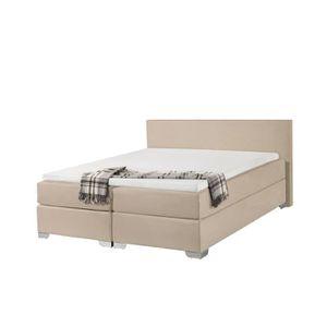 lit complet avec sommier et matelas 160x200 achat vente lit complet avec sommier et matelas. Black Bedroom Furniture Sets. Home Design Ideas