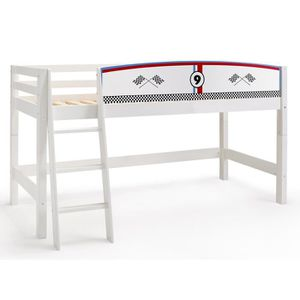 lit enfant avec echelle achat vente lit enfant avec echelle pas cher cdiscount. Black Bedroom Furniture Sets. Home Design Ideas