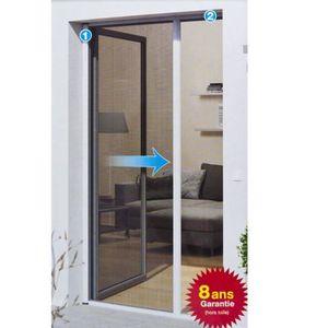 moustiquaire de porte fenetre 160 achat vente moustiquaire de porte fenetre 160 pas cher. Black Bedroom Furniture Sets. Home Design Ideas