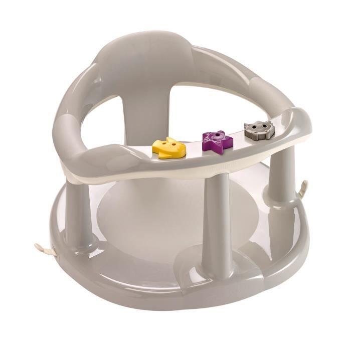 thermobaby anneau de bain aquababy gris et ivoire gris. Black Bedroom Furniture Sets. Home Design Ideas