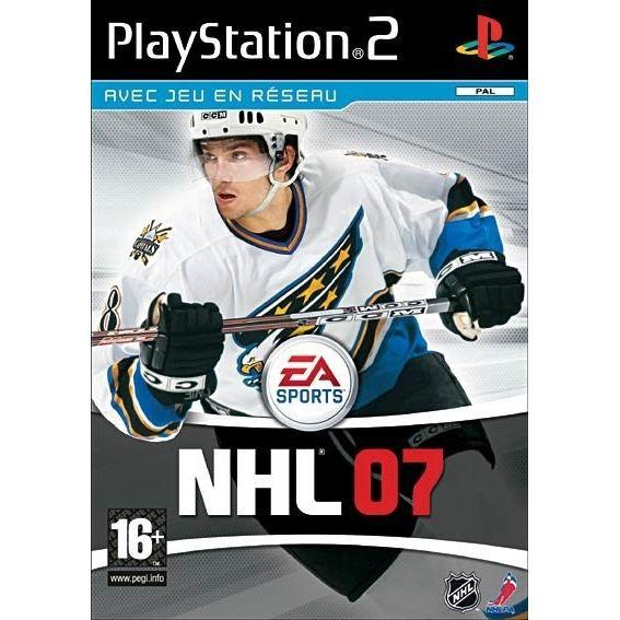 JEU PS2 NHL 07 / PS2