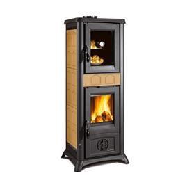 po le bois gemma forno la nordica achat vente po le. Black Bedroom Furniture Sets. Home Design Ideas