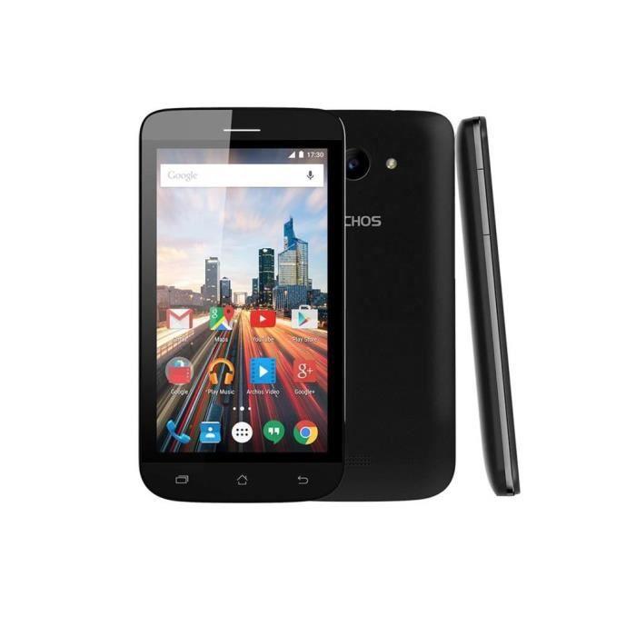 Smartphone Archos 40 Helium Noir 8GO Double Sim Vos
