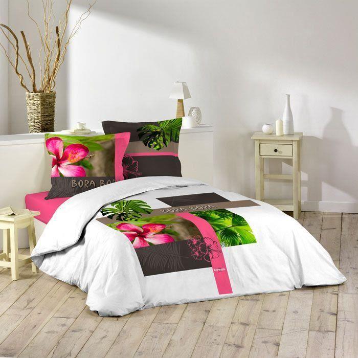 housse de couette 240 x 260 cm taies ushu achat vente housse de. Black Bedroom Furniture Sets. Home Design Ideas