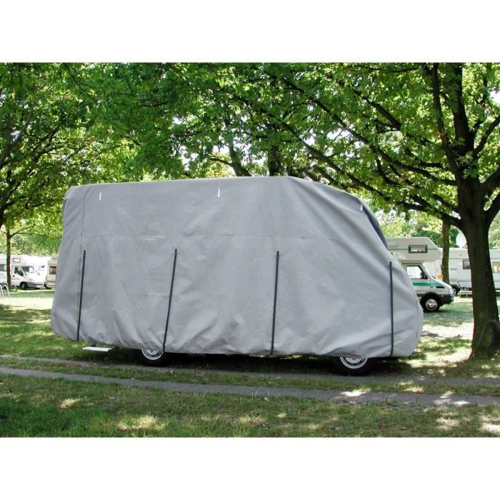 housse multicouches camping car 650x235x270cm achat. Black Bedroom Furniture Sets. Home Design Ideas