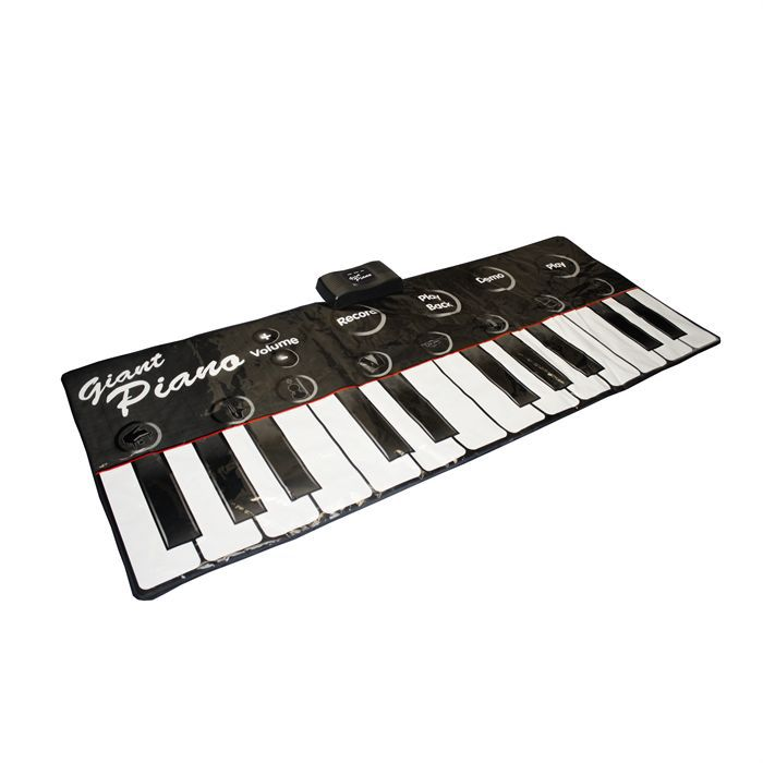 tapis musical clavier de piano 7 options sons achat. Black Bedroom Furniture Sets. Home Design Ideas