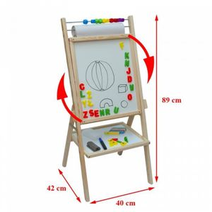 chevalet pour enfant achat vente jeux et jouets pas chers. Black Bedroom Furniture Sets. Home Design Ideas