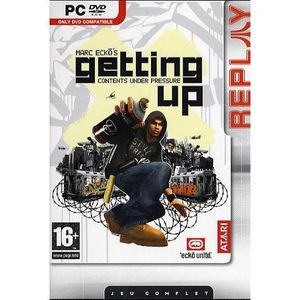 JEU PC GETTING UP CONTENTS UNDER REPLAY / JEU PC DVD-ROM