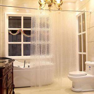 rideau de douche en tissu impermeable achat vente rideau de douche en tissu impermeable pas. Black Bedroom Furniture Sets. Home Design Ideas